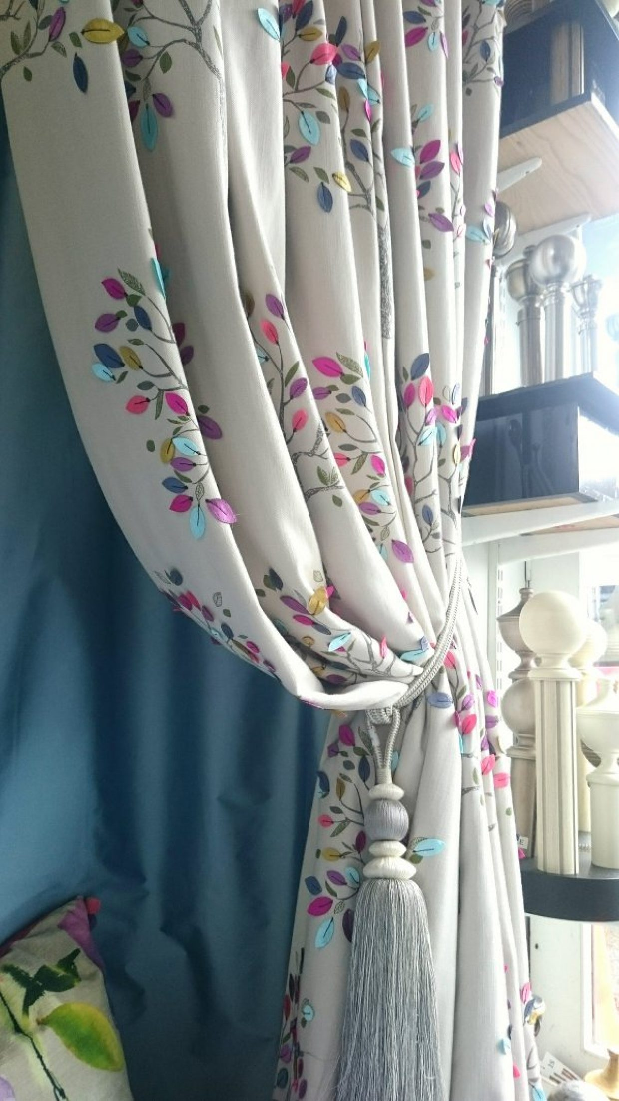 Custom-Made Curtains
