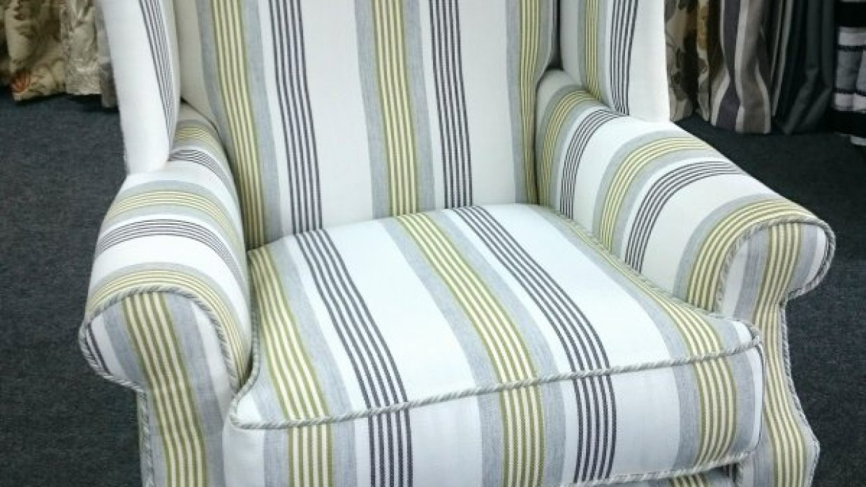 Custom King wing back chair TOP SELLER