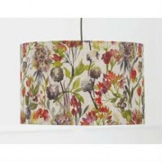 Autumn Floral Lampshade
