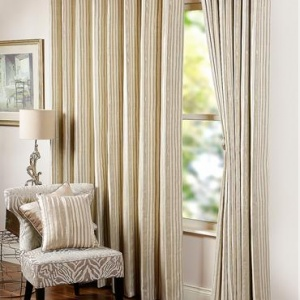 Dawn Natural Eyelet Curtain
