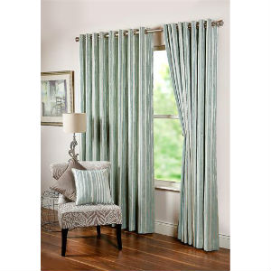 Dawn Duckegg Eyelet Curtain