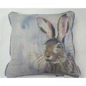 Harriet Hare Cushion from Interior Fashions