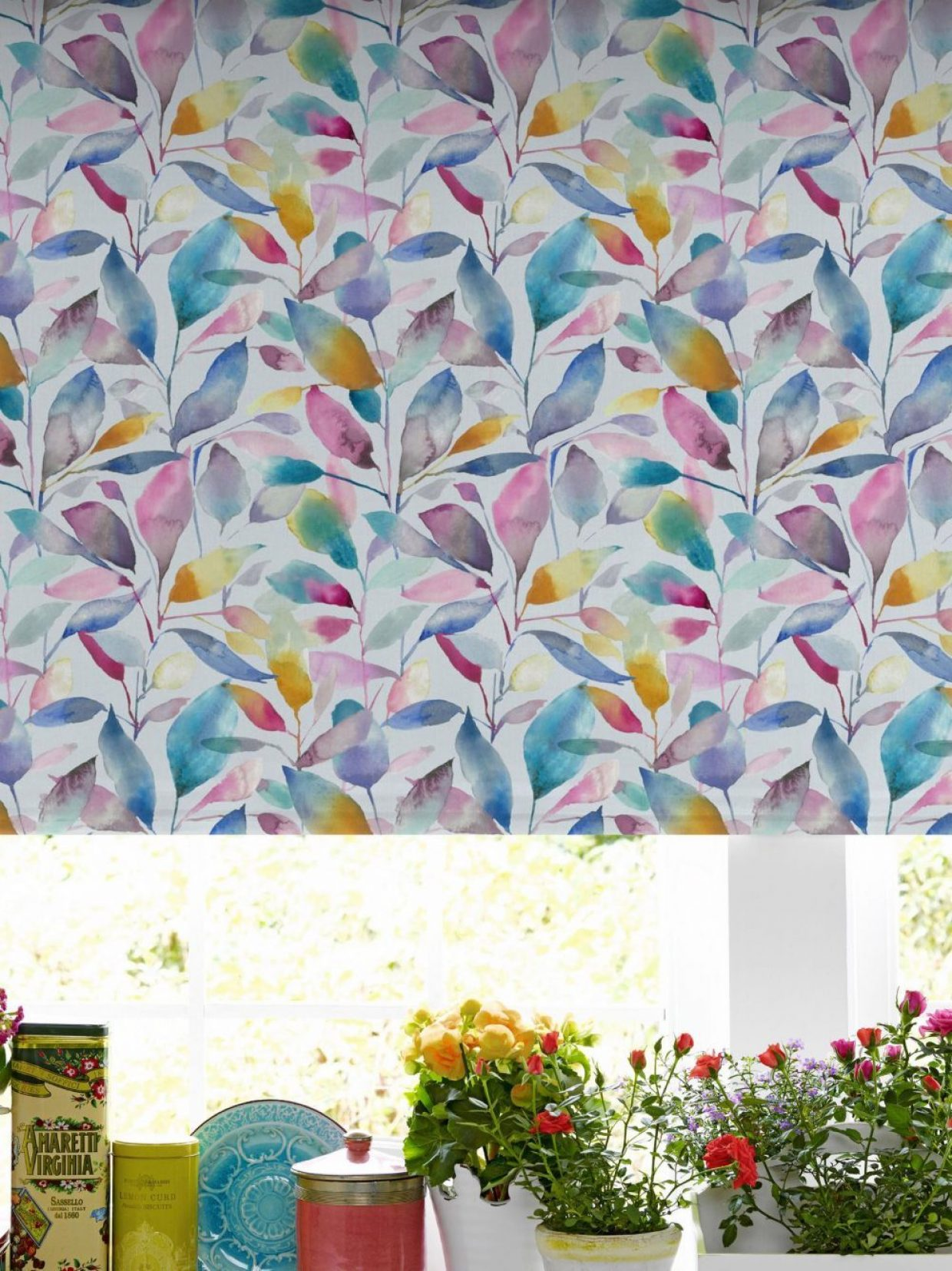 Beautiful Voyage Maison Softroll Blackout Roller Blinds
