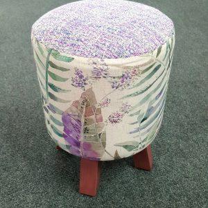 Voyage monty footstool closeup