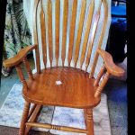 before rocking chair