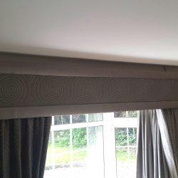 grey pelmet curtains interior fashions1